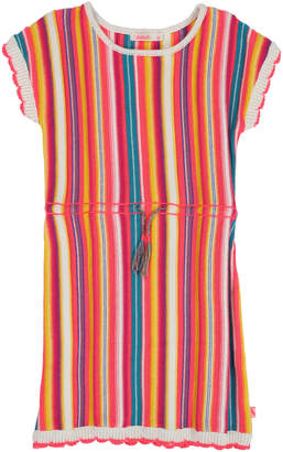 Billieblush Multicolored Stripe Knit Dress Size 4-12