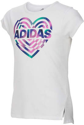 adidas Graphic T-Shirt-Toddler Girls