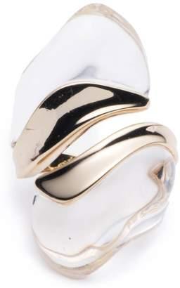 Alexis Bittar Liquid Lucite(R) Sculptural Ring