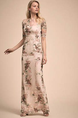 Anthropologie Roman Wedding Guest Dress