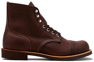 Red Wing Shoes Iron Ranger 6 Iron Ranger