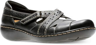Clarks Collection Women Ashland Spin Flats Women Shoes