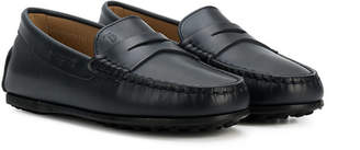 Tod's Kids slip-on loafers