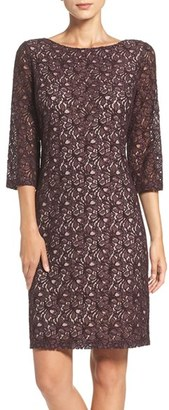 Women's Ivanka Trump Lace Sheath Dress $158 thestylecure.com