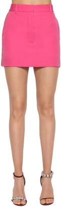 Calvin Klein (カルバン クライン) - CALVIN KLEIN 205W39NYC ウールギャバジン ミニスカート