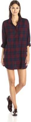 Olive + Oak Olive & Oak Women's Flannel Dress