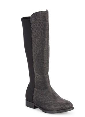 Stuart Weitzman Girl's 5050 Shimmer Tall Boots