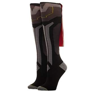 Bioworld MARVEL COMICS Thor Ragnarok Knee High Cape Girl Socks