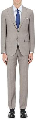 Canali Men's Pinstriped Wool Two-Button Suit