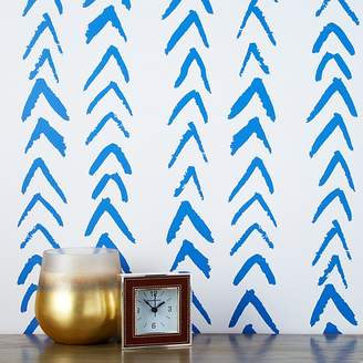 Chasing Paper Triangles Removable Wallpaper