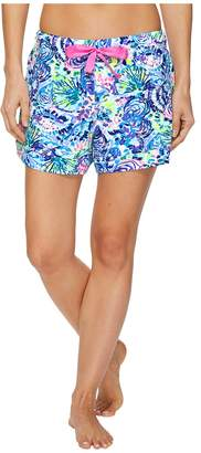 Lilly Pulitzer Knit Pajama Shorts Women's Pajama