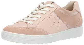 Ecco Women's Women's Soft 7 Sneaker Rose dust/Powder Leisure