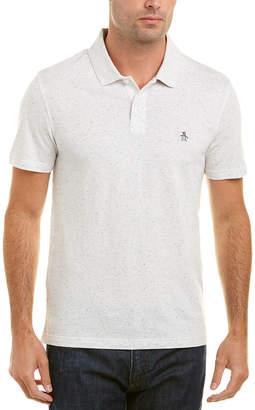 Original Penguin Speckled Polo Shirt