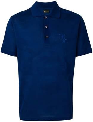 Billionaire logo polo shirt