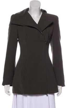 Giorgio Armani Structured Short Coat