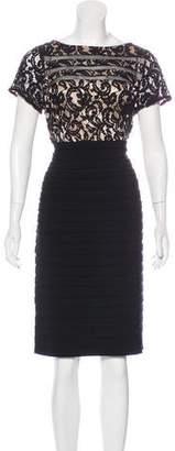Adriana Castro Midi Shutter Dress