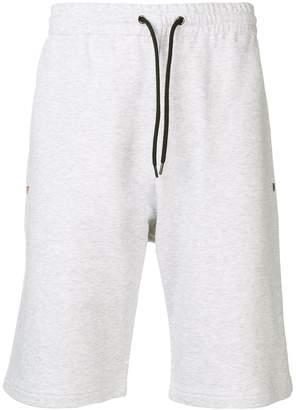 MSGM drawstring waist shorts