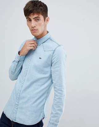 Lacoste Denim Shirt