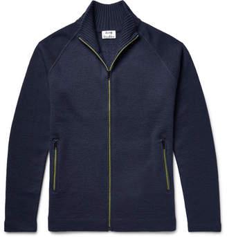 Acne Studios Keep Wool Zip-Up Cardigan