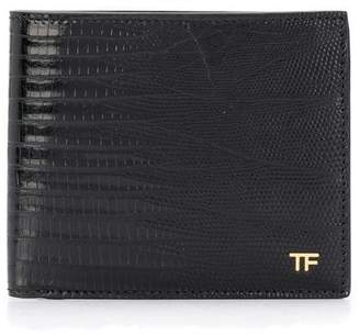 Tom Ford embossed wallet