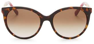 Kate Spade Women's Amaya Cat Eye Sunglasses, 53mm