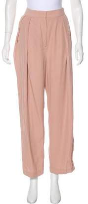 By Malene Birger High-Rise Wide-Leg Pants