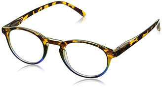 Peepers Unisex-Adult Book Club 936125 Round Reading Glasses