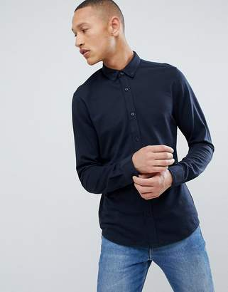 ONLY & SONS Slim Fit Pique Shirt