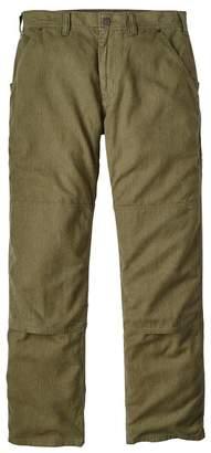 Patagonia Men's All Seasons Hemp Canvas Double Knee Pants - Long