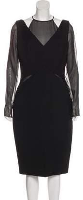 Emilio Pucci Long Sleeve Midi Dress w/ Tags