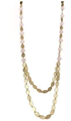 Stephanie Kantis Eyelit Necklace