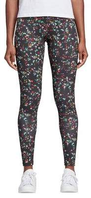 adidas Floral Printed Tights