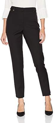 Wallis Women's PVL Trousers,(Size: 12)