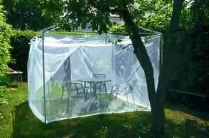 Brettschneider mosquito net Lodge Terrazzo
