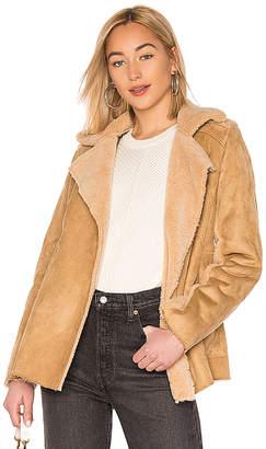 Lovers + Friends Brantley Wrap Coat