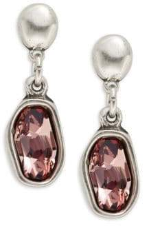 Uno de 50 Rhinestone Drop Earrings