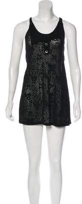 Mayle Knit Mini Dress