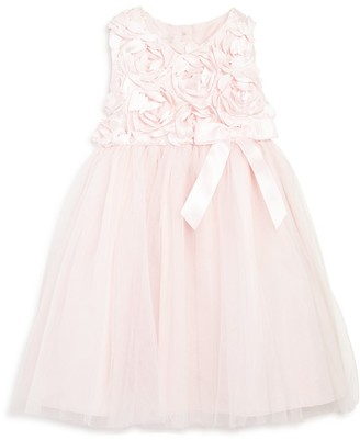 Pippa & Julie Girls' Rosette Ballerina Dress - Sizes 4-6X $64 thestylecure.com
