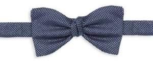 Eton Woven Jacquard Bow Tie