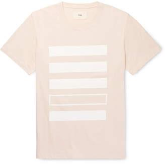 Folk Slim-Fit Printed Cotton-Jersey T-Shirt