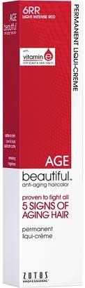 AG Jeans Agebeautiful 4VR Dark Plum Red Brown Permanent Liqui-Creme Hair Color