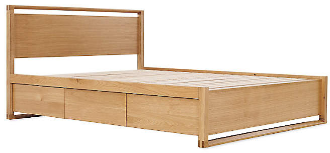Design within reach matera bed with storage shopstyle com au home