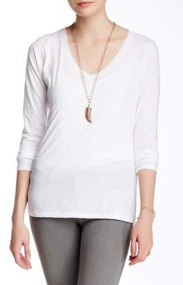 Threads 4 Thought Vanessa V-Neck Long Sleeve Tee