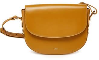 A.P.C. Odette Leather Shoulder Bag