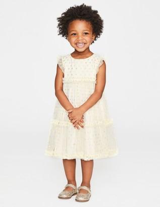 Boden Sparkly Spot Tulle Dress