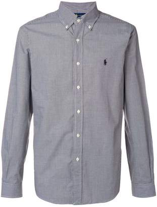 Polo Ralph Lauren checked buttondown shirt