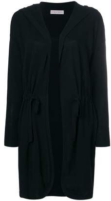 Le Tricot Perugia hooded longline cardigan