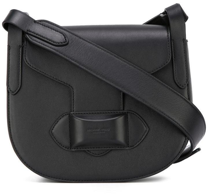 MICHAEL Michael KorsMichael Kors small 'Daria' saddle bag