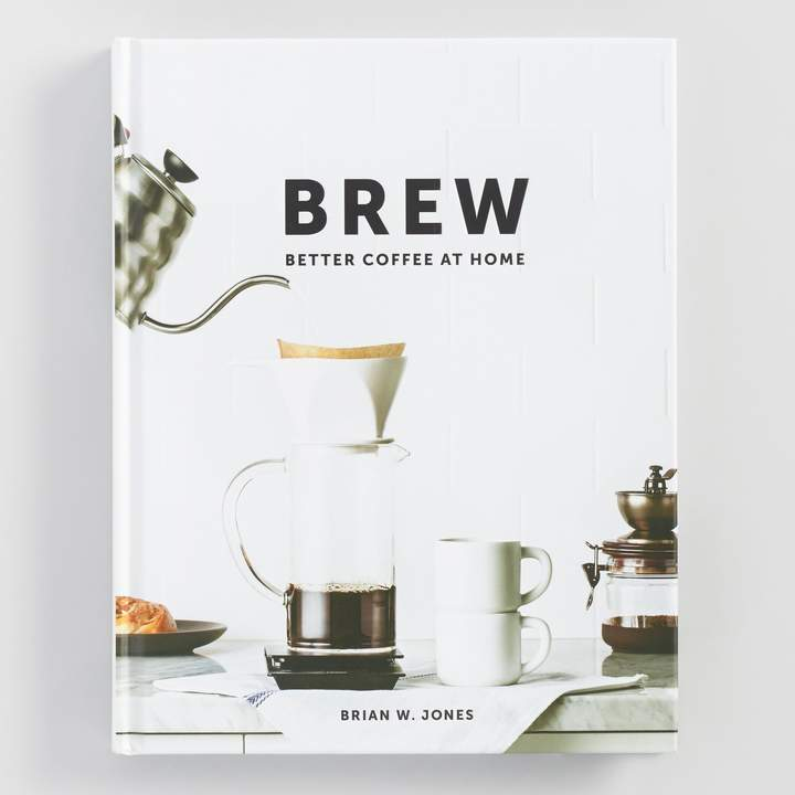 Cost Plus World Market Brew Better Coffee At Home Coffee Table Book
