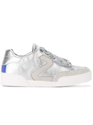 Stella McCartney Silver Stella sneakers